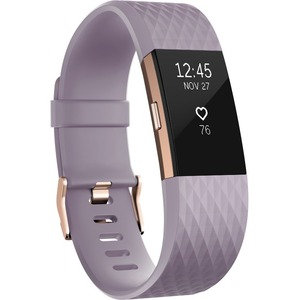 Fitbit Charge 2 Smart Band - Wrist - Accelerometer, Altimeter, Optical Heart Rat