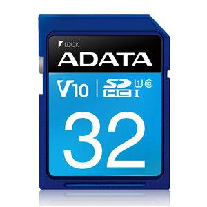 ADATA Premier UHS-I V10 SDHC Card 32GB