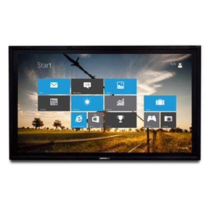"CommBox Interactive Classic v3 4K 98"" Touchscreen"