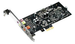 ASUS Xonar SE 5.1 Channel PCIe Gaming Audio Card