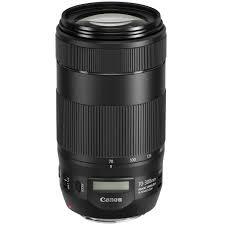 Canon EF 70-300mm f/4-5.6 IS II USM EF Mount Lens