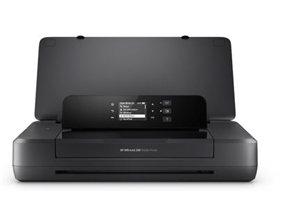 HP Officejet 200 Mobile 9ppm Inkjet Wireless Batt Printer