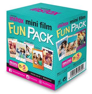 Fujifilm Instax Mini Film 50 Pk Fun Pack
