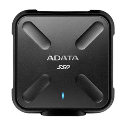 ADATA SD700 USB3.1 Rugged IP68 External SSD 512GB Black
