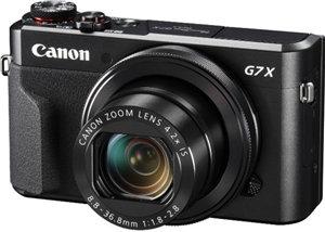 Canon PowerShot G7 X Mark II 20.1MP CMOS 4x Digital Camera