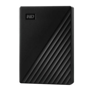 WD MY PASSPORT 5TB USB 3.0 EXTERNAL HDD BLACK