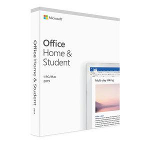 Microsoft Office Home & Student 2019 1 PC/Mac No Media