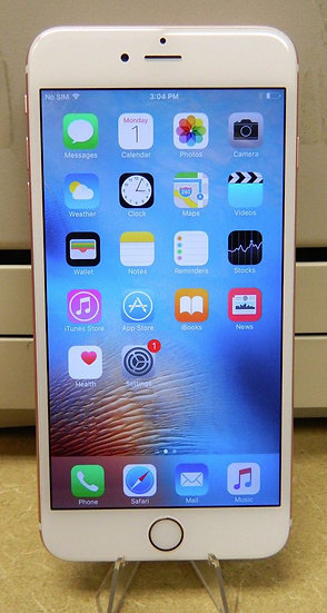 IPHONE 6S PLUS 64GB - ROSE GOLD | A