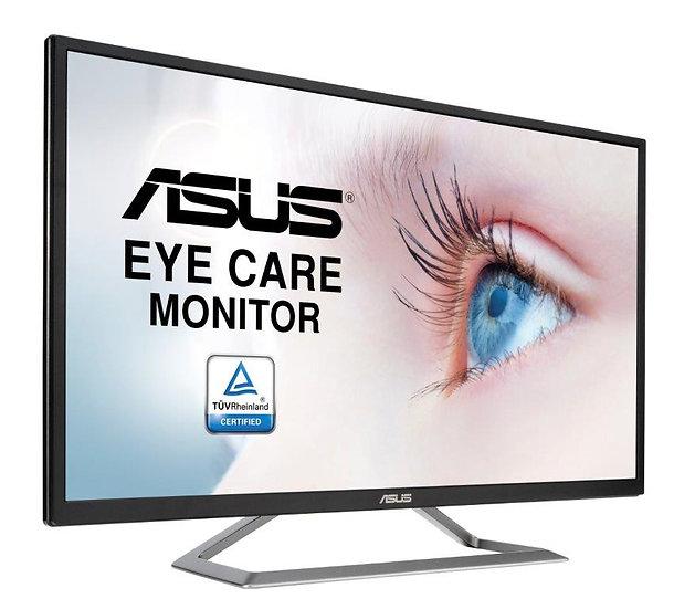"ASUS VA32UQ EYE CARE MONITOR - 32"", 4K UHD, HDR-10, 95% DCI-P3, ADAPTIVE-SYNC/FR"