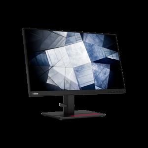 "LENOVO THINKVISION P24H-20, 23.8"" WLED BACKLIT LCD MONITOR, QHD IPS, 2560X 1440,"