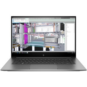 "HP ZBook Studio G7 39.6 cm (15.6"") Touchscreen Mobile Workstation - Full HD - 19"
