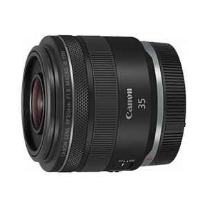 Canon RF 35mm f/1.8L Macro IS STM RF Mount Lens