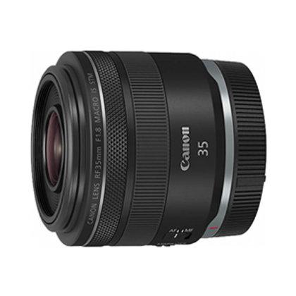 Canon RF 35mm f/1.8L Macro IS STM RF Mount Lens
