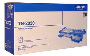 Brother TN-2030 Low Yield Black Toner
