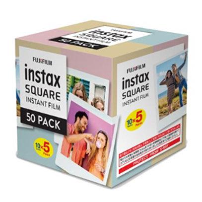 Fujifilm Instax Square Film 50 pack