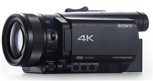 Sony FDRAX700 4K Ultra HD Handycam