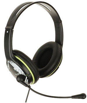 Genius HS-400A PC Headphones with Boom Mic