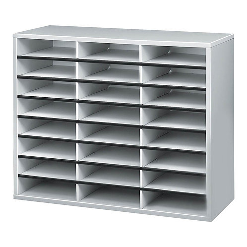 Bankers Box Literature Sorter 24 Compartment