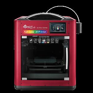 XYZ DA VINCI COLOR 3D PRINTER WIFI READY - FFF PLA 200X200X150MM WITH INK COLOUR
