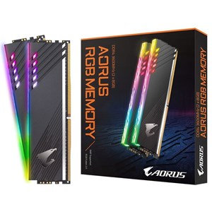 Gigabyte AORUS RGB 16GB (2x8GB) 3600MHz CL18 DDR4 Desktop RAM Memory Kit