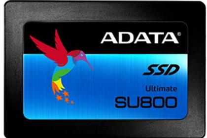 "ADATA SU800 Ultimate SATA3 2.5"" 3D NAND SSD 256GB 3Yr Wty"