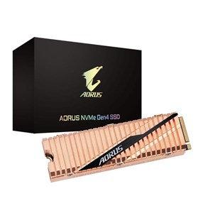 Gigabyte AORUS 1TB M.2 PCIe4.0 x 4 NVMe SSD -1TB, M.2 (2280) PCIe 4.0 (x4) NVMe