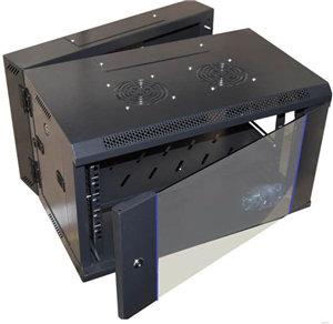 Digitus RX6U Swing Wall Cabinet 368(H)x600(W)x550(D)mm