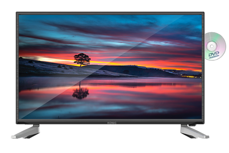 """KONIC 32"""" Wide HD LED Television SERIES 392"""