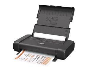 Canon Pixma TR150 Portable Printer includes Battery