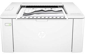 HP LaserJet Pro M102w 22ppm Mono Laser Printer WiFi