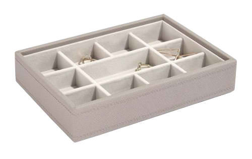 STACKERS CLASSIC MINI 11 COMPARTMENT LAYER TAUPE/GREY