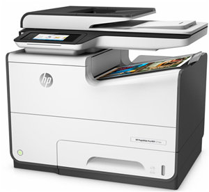 HP PageWide Pro 577dw 50ppm MFC Printer 4yr Wty