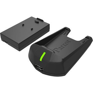 PARROT MINIDRONES 3 USB CHARGER & ADDITIONAL LIPO BATTERY