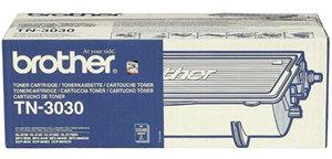 Brother TN-3030 Black Toner Damaged Box