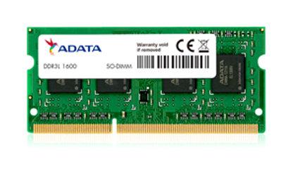 ADATA 4GB DDR3L-1600 PC3L-12800 1.35v SODIMM Lifetime wty