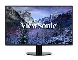 "ViewSonic VA2719-2k-SMHD 27"" 2560x1440 HDMI DP Frameless Monitor"