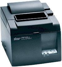 Star TSP143III Thermal Receipt Printer Auto Cutter LAN Black