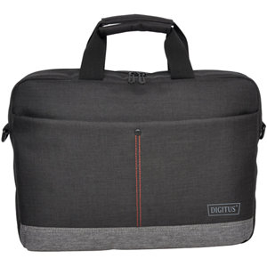 Digitus Notebook Bag 15.6 with Carrying Strap Graphite