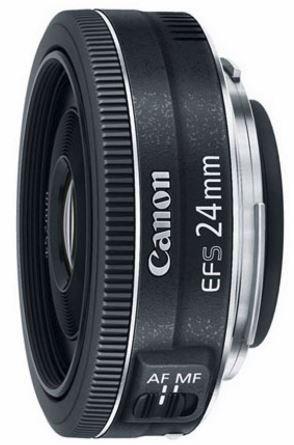 Canon EF-S 24mm f/2.8 STM EF-S Mount Lens