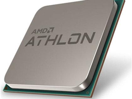 AMD Athlon 200GE Dual Core AM4 APU with VEGA 3 Graphics
