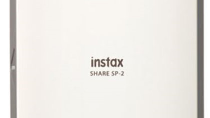 Fujifilm Instax Share SP-2 Smartphone Printer Gold