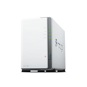 Synology DS220j 2 Bay Realtek RTD1296 1.4GHz QC 512MB RAM NAS