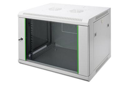 "Digitus 7U 19"" Wall Mount Server Cabinet 600(w)x450(d)x416(h)"
