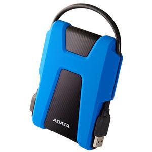 "ADATA HD680 Durable 2.5"" USB 3.0 1TB Blue External HDD"