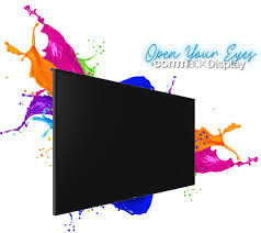 """CommBox Display 65"""" 4K 24/7 5yr Wty Commercial Display"""
