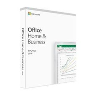 Microsoft Office Home and Business 2019 Win English APAC DM Mdls P6