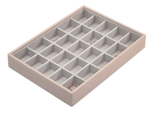 STACKERS CLASSIC 25 COMPARTMENT LAYER BLUSH