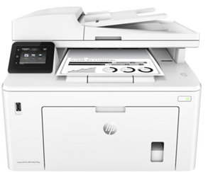 HP LaserJet Pro MFP M227fdw 28ppm Mono Laser MFC Printer WiFi