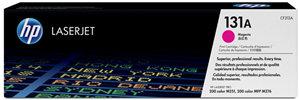 HP 131A Magenta Toner Damaged Box