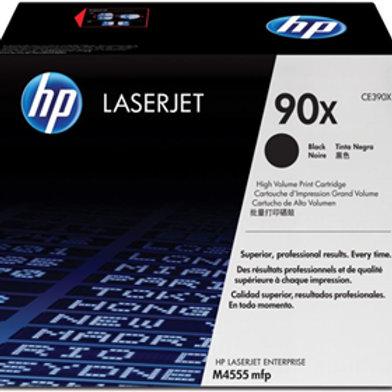 HP 90X High Yield Black Toner